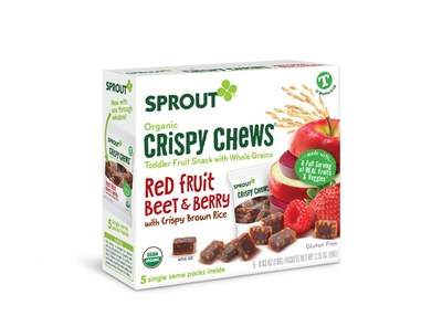 Free Sprout Organic Crispy Chews