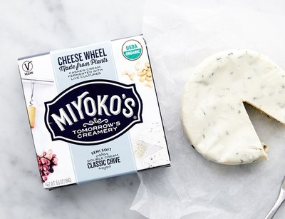 Miyoko's Classic Double Cream Chive for Free