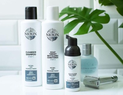 Nioxin Men's System Kit for Free