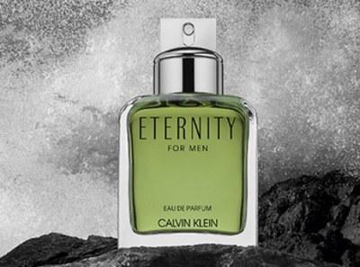 Calvin Klein Eternity for Men Sample for Free