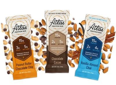 Free Atlas Protein Bar
