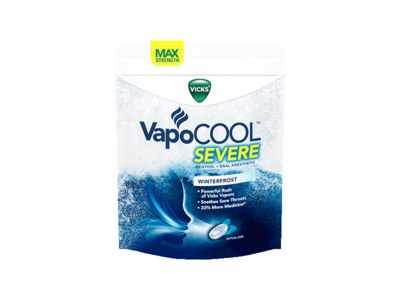 Vicks VapoCOOL for Free - Freeosk
