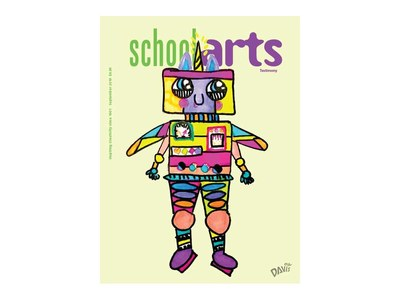 SchoolArts Sample Issue for Free
