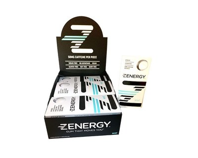 Free Sample of Zenergy Caffeine Gum