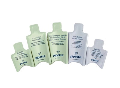 Best Sellers Sample Set from Pipette for Free