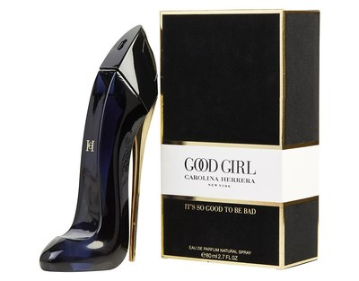Carolina Herrera Good Girl Sample for Free