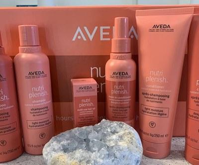 Aveda NutriPlenish Shampoo, Conditioner & Treatment for Free