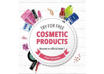 Cosmetic Products from Samples Avenue for Free