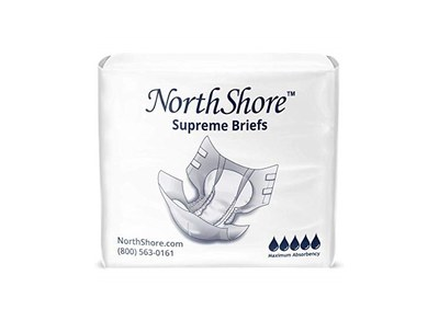 Northshore Care Pads, Liners, Wipes & More for Free