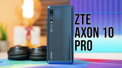 Free ZTE Axon 10 Pro - Sweepstakes