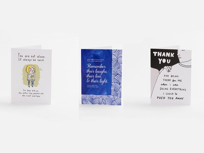 Recovery Cards for Free