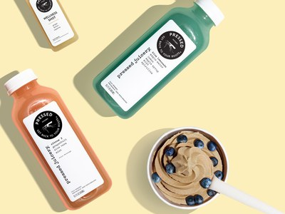 Juice or Freeze at Pressed Juicery for Free