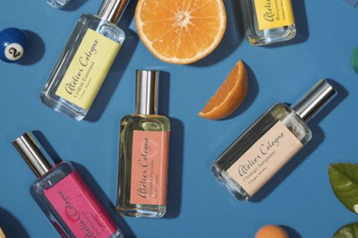 Free Perfume Sample from Atelier