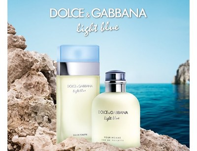 New Offer - Free Sample of Dolce & Gabbana Light Blue for Free