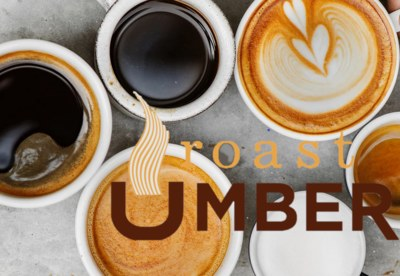 Roast Umber Coffee Sample for Free