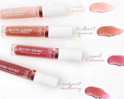 Babo Botanicals Nutri-Shine Hydrating Lip Luminizer for Free