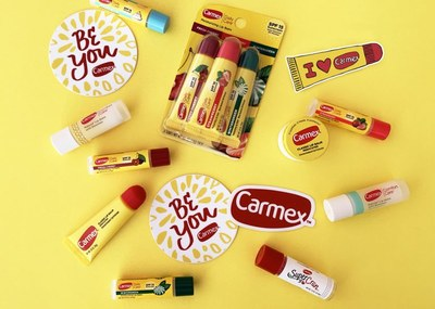 Free Stickers and Stuff from Carmex