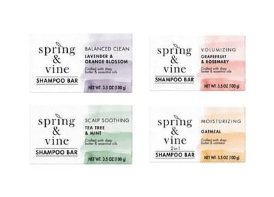 Spring & Vine Shampoo Bar for Free