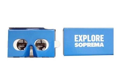 Soprema VR Goggles for Free