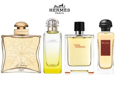 Hermes Paris Fragrance Sample for Free