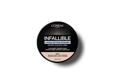 L'Oreal Paris Infallible Setting Powder for Free