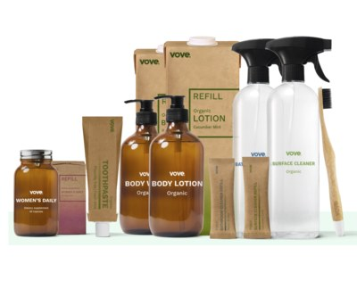 Vove Products for Free