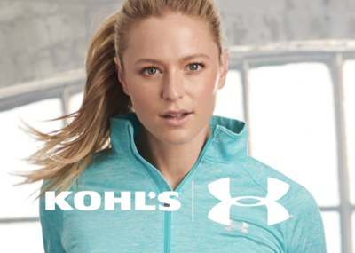 Free Sample from Kohl's and Under Armor