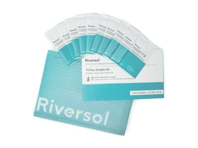 15-day Riversol Skincare Kit for Free
