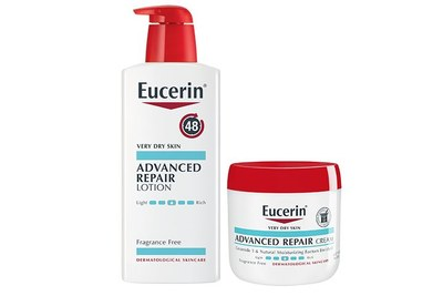 Eucerin Advanced Repair Lotion for Free