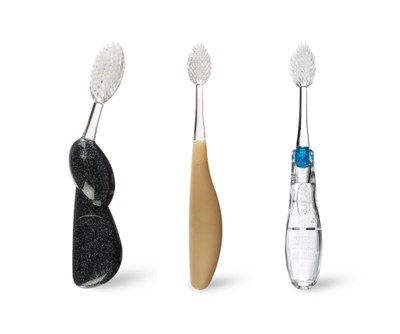 Radius Toothbrush with Replaceable Head for Free
