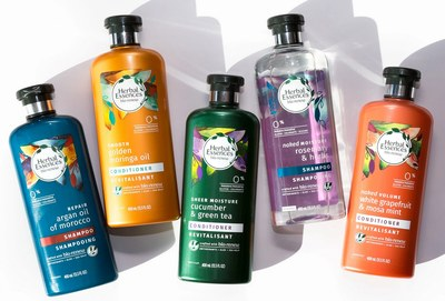 Herbal Essences Hair Care Products for Free