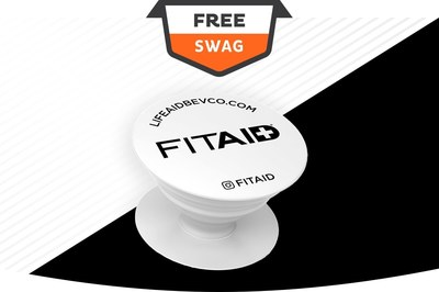 FitAid Popsocket at Walmart for Free