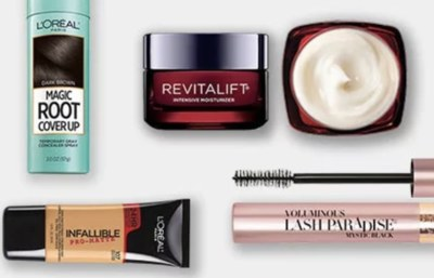 Get L'OREAL Makeup Samples
