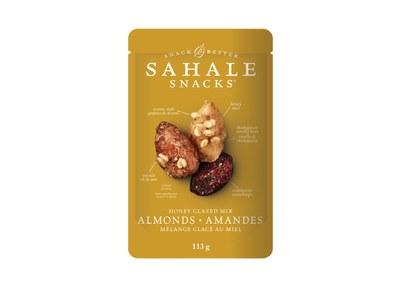 Sahale Snacks Almonds Glazed Mix for Free