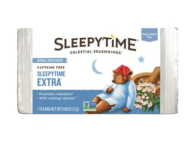 Celestial Seasonings Sleepytime Tea Sample for Free