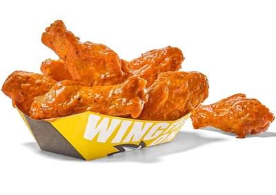 Free Wings at Buffalo Wild Wings