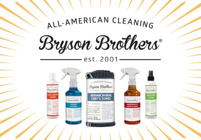 Bryson Brothers Spring Cleaning Party for Free