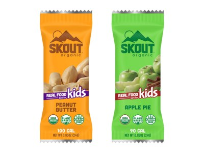 Skout Organic Bars for Kids for Free