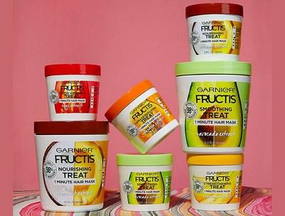 Fructis Treats Hair Mask Sample for Free