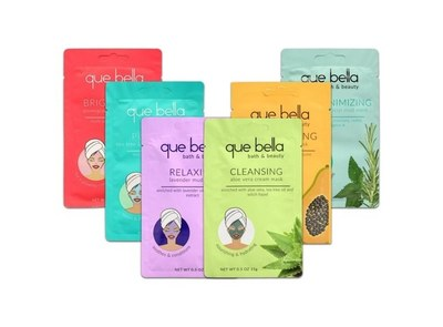 Que Bella Beauty Face Mask for Free