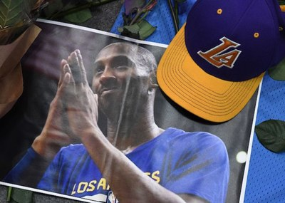 Custom Kobe Embroidery on Any Hat for Free at Lids