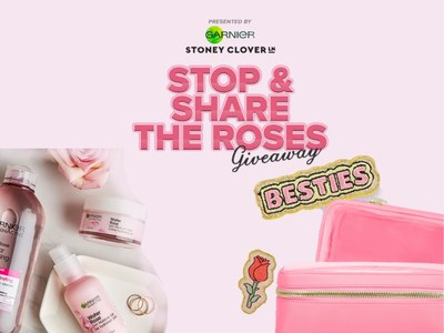 Stop & Share The Roses Giveaway