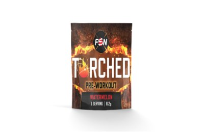 FSN Torched Pre-Workout Sample for Free