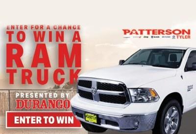 Win a Ram Truck from Durango Boots