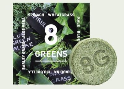 Free Sample of 8Greens Vitamins