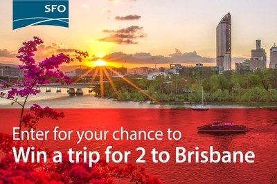 Brisbane-Just a Hop Away Sweepstakes