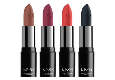 NYX Cosmetics Shout Loud Satin Lipstick for Free