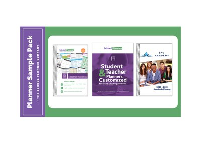 School Planner Sample Pack for Free