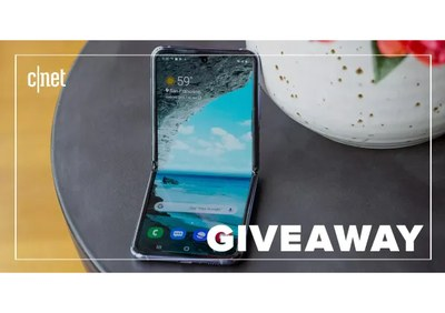 CNET's Great Fold Giveaway