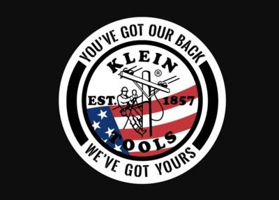 Free Klein Tools Stickers